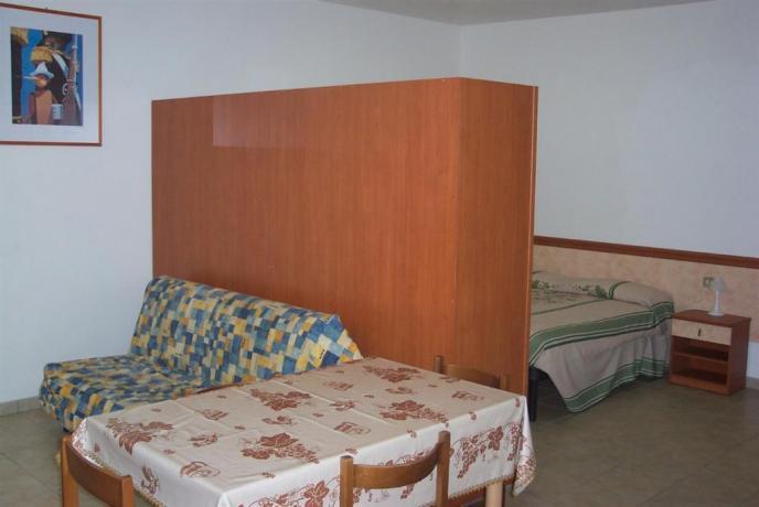 Monolocale Appartamento Hotel a Cervia