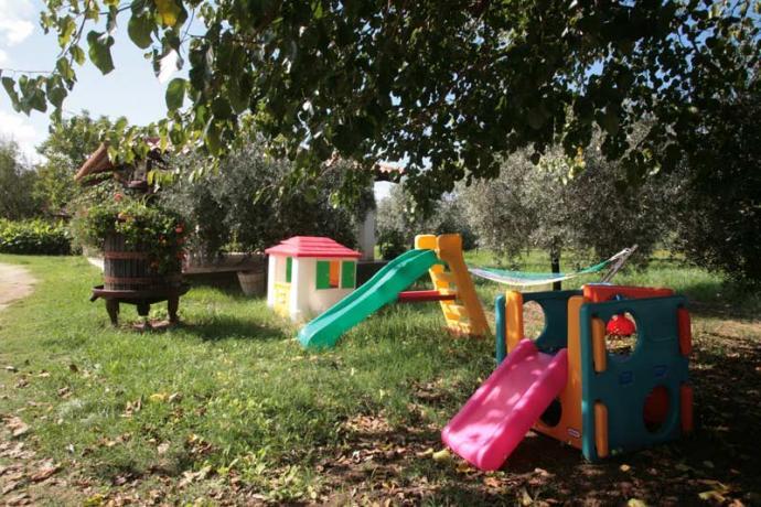 Agriturismo Pittara ideale per famiglie