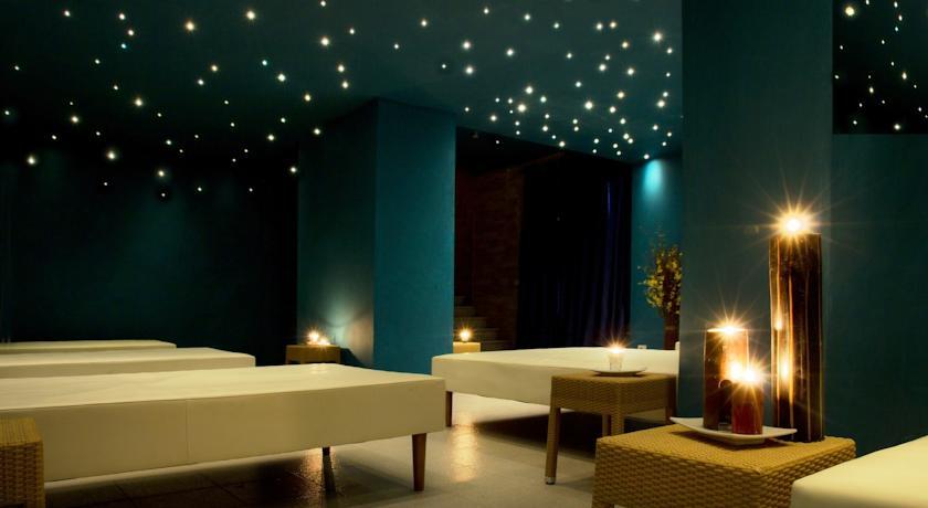 Zona Wellness e Spa nell'Hotel****
