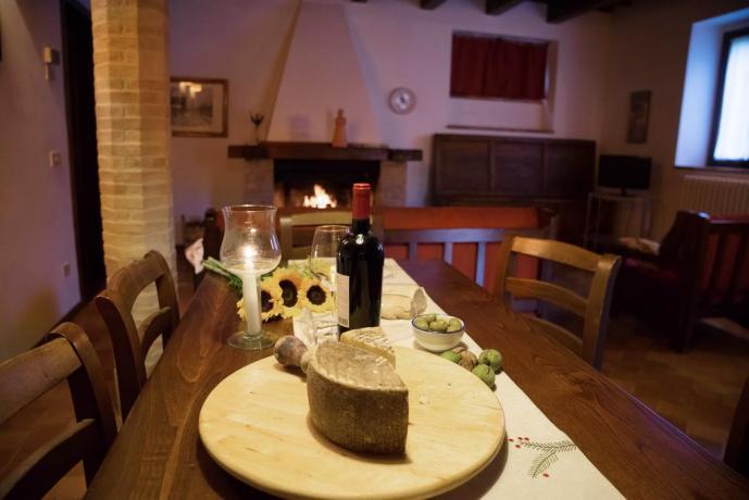 Prodotti tipici umbri ad Assisi appartamenti Vacanza