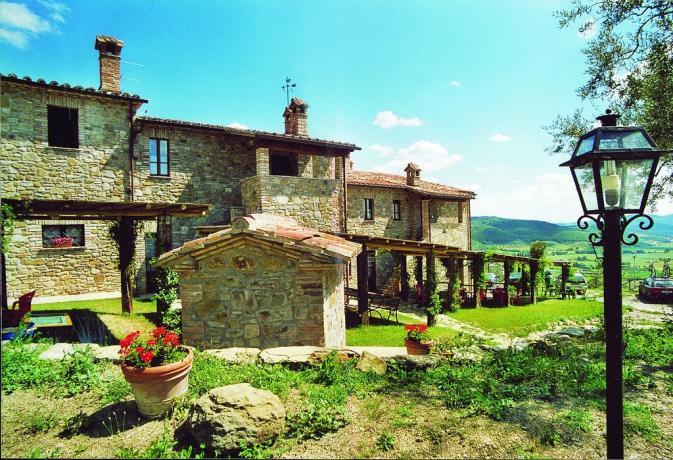 Vacanze rilassanti in Umbria