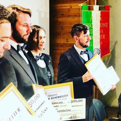 A Lerici si premia il Miglior Sommelier del Vermentino 2019