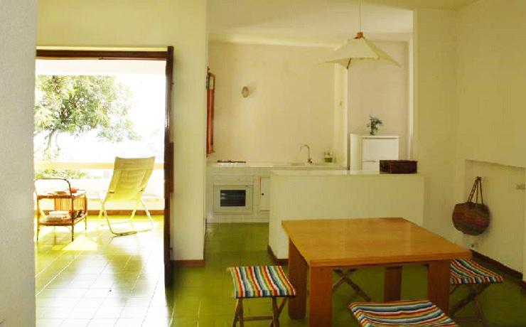 Area Pranzo Appartamento a Castro Marina