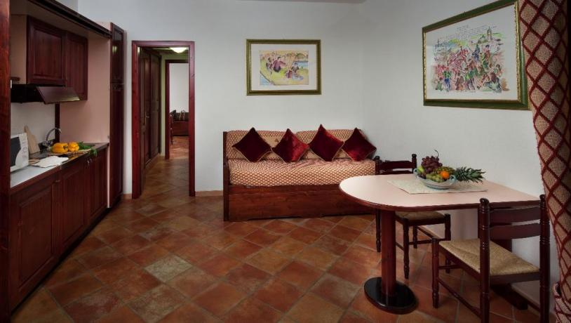 Residence con Appartamento Bilocale a Orosei