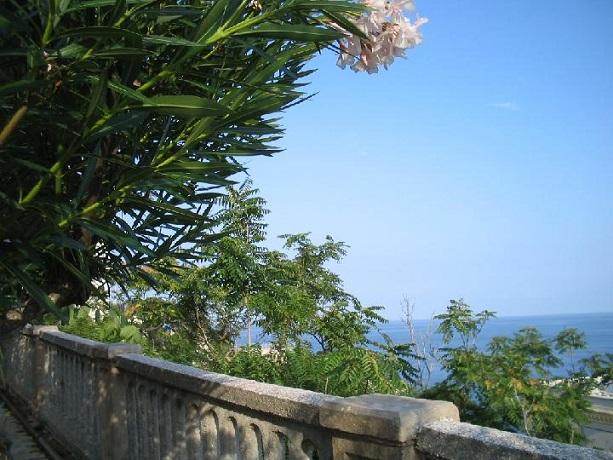 Lungomare di Castro Marina provincia di Lecce