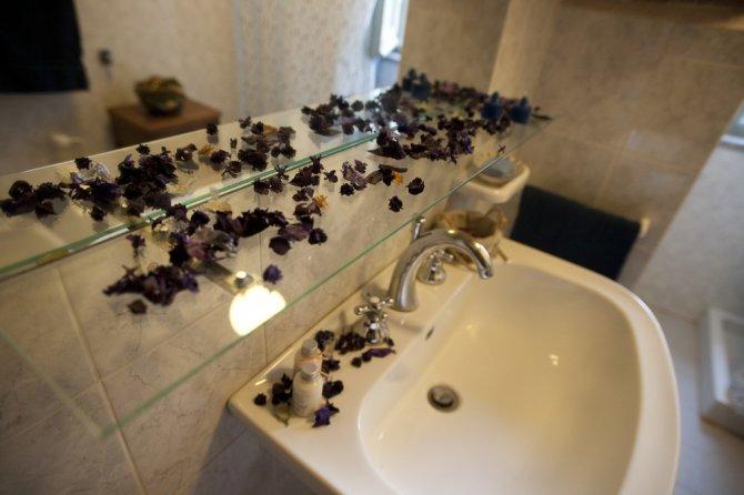 Bagno Appartamento Il Leccio a Città della Pieve