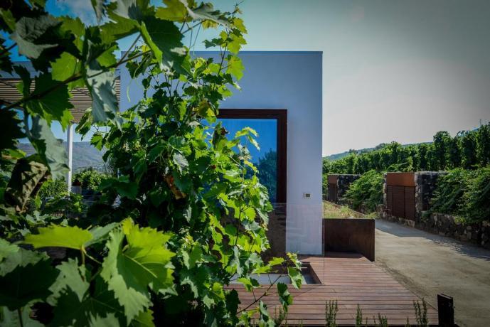 Appartamenti vacanza per 4 persone a Lipari