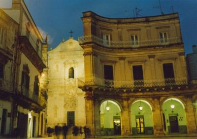 Weekend a Martina Franca