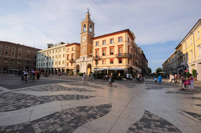 A pochi minuti dal Centro di Rimini