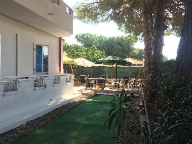 B&B a Taranto con giardino spazioso