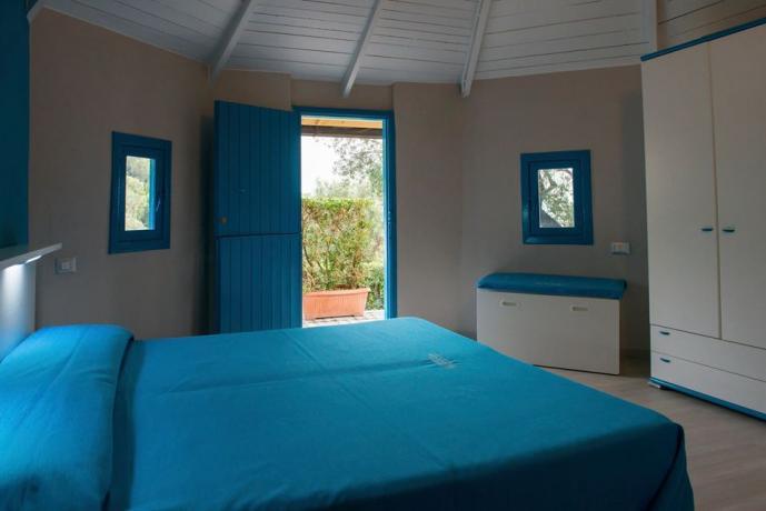 Camera Matrimoniale Vicino al Mare: Villaggio-Palinuro