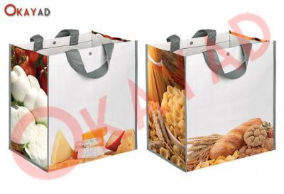 busta shopper panificio caseificio pane pasta formaggi
