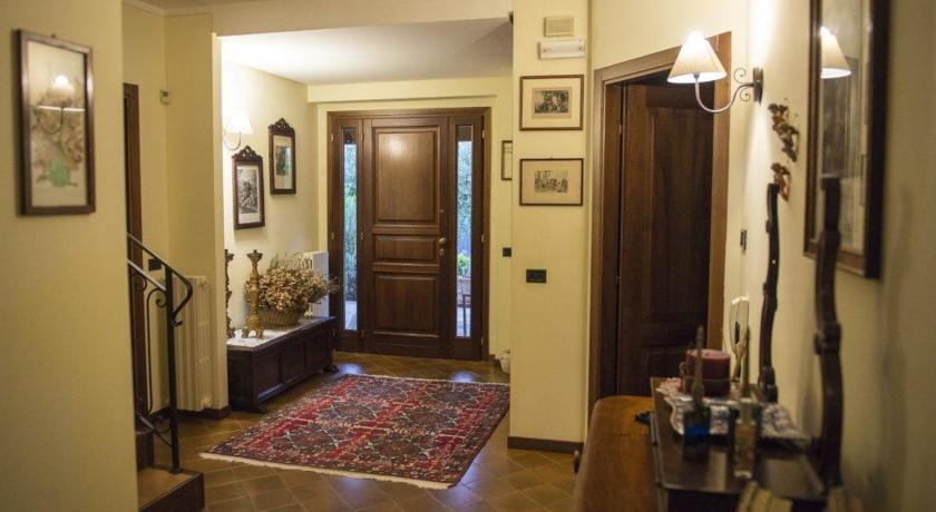 Ingresso della Casa Bed and Breakfast Assisi