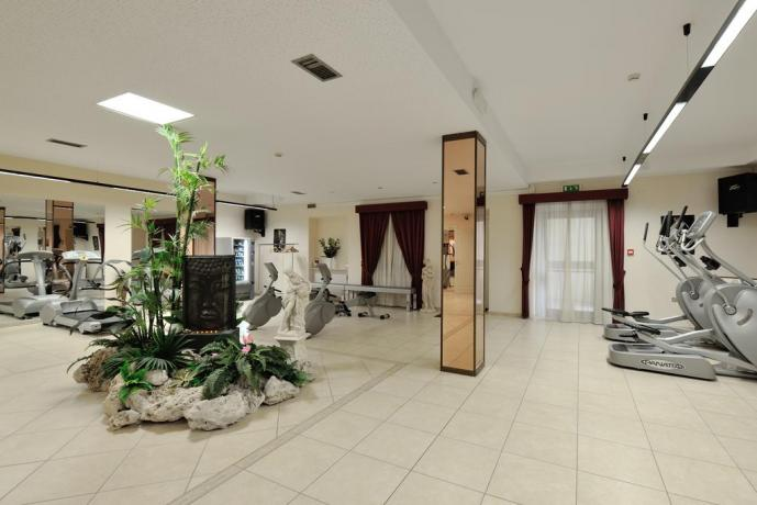 Area Spa Wellness & Relax, Hotel a Foligno