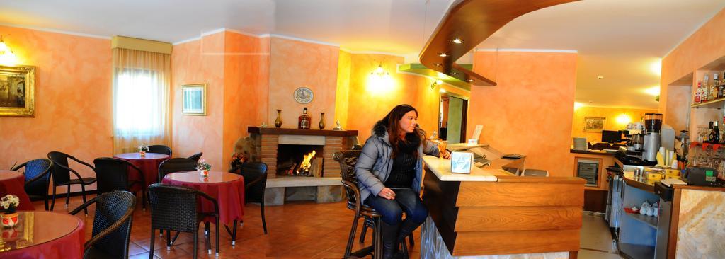 Area bar hotel vicino Roccaraso ad Alfedena