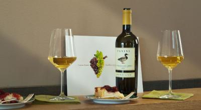 Degustazione vini della cantina