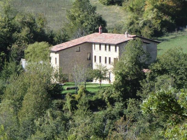 Casale la Quiete Pietralunga Perugia