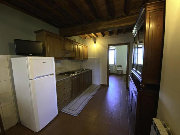 IlPadrone- appartamento con Cucina attrezzata nelVerde delTrasimeno