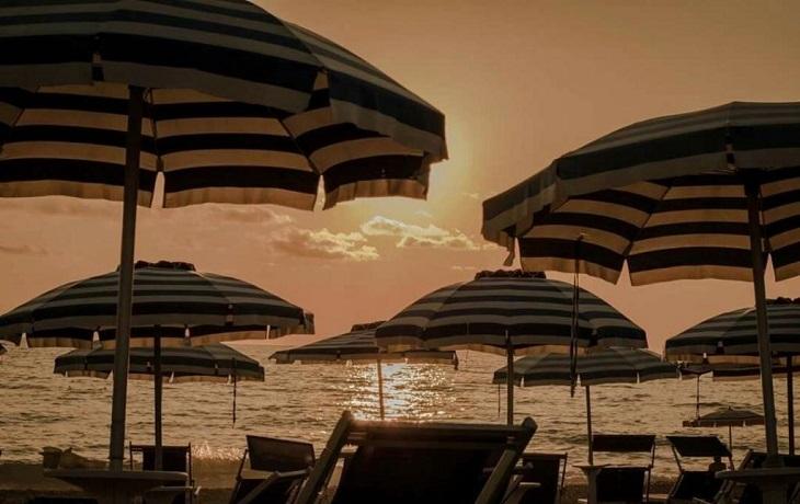 Villaggio a Scalea con Spiaggia privata attrezzata