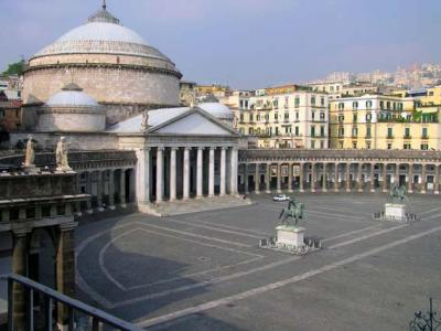 Holiday Accommodations in the Center of Naples