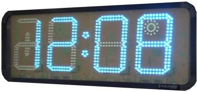 Contatori numerici elettronici industriali a led