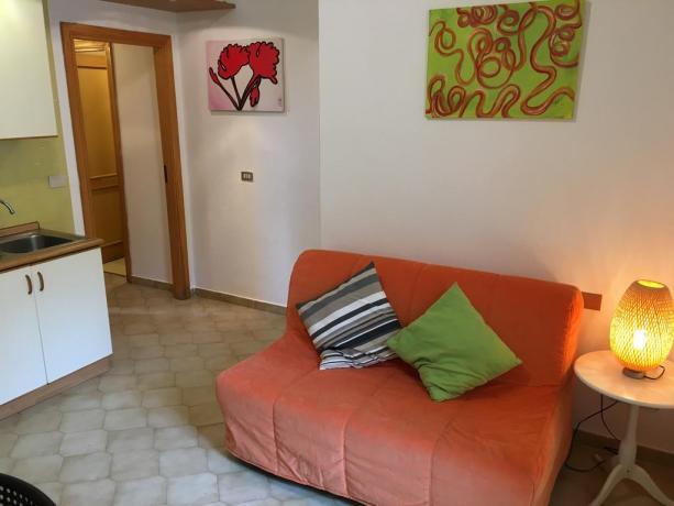Appartamenti con Ogni comfort e Piscina Palinuro