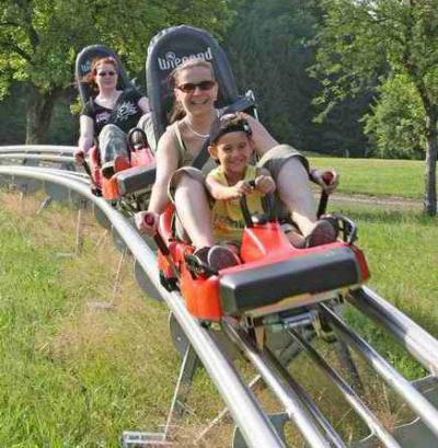 Fun for adults and children in Piancavallo!