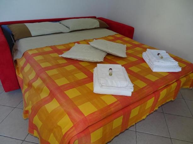 Servizi della Casa Vacanze il Petalo