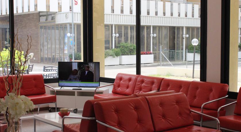 Relax in Sala Tv in Hotel Igea Marina