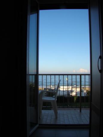 Albergo Silvi, camere con Wifi, terrazza vista mare