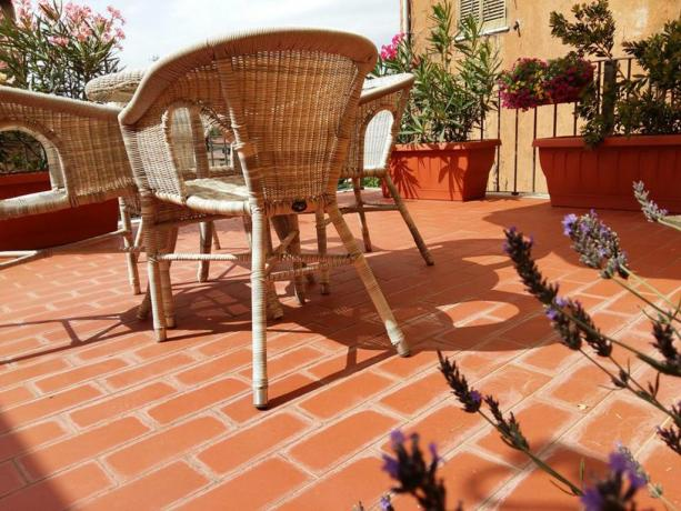 Bed and Breakfast Acquasparta con terrazza panoramica