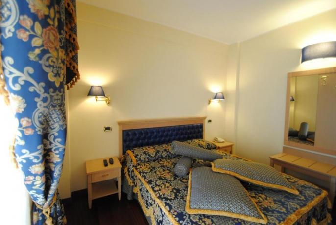 Confortevoli camere in Hotel vicino Alba Adriatica
