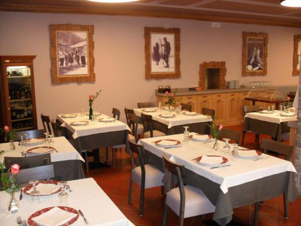 Hotel Emilia-Romagna con menù si richiesta