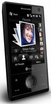 HTC P3700 Touch Diamond 3D + GPS