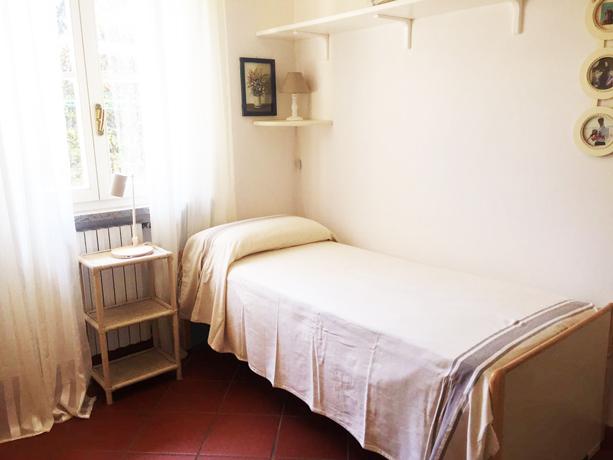 Camera Matrimoniale/Singola a Punta Ala