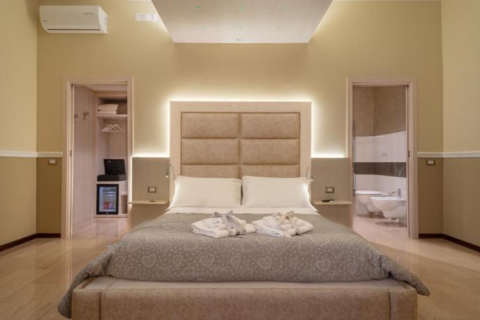 Junior Suite Shabby con terzo letto aggiunto