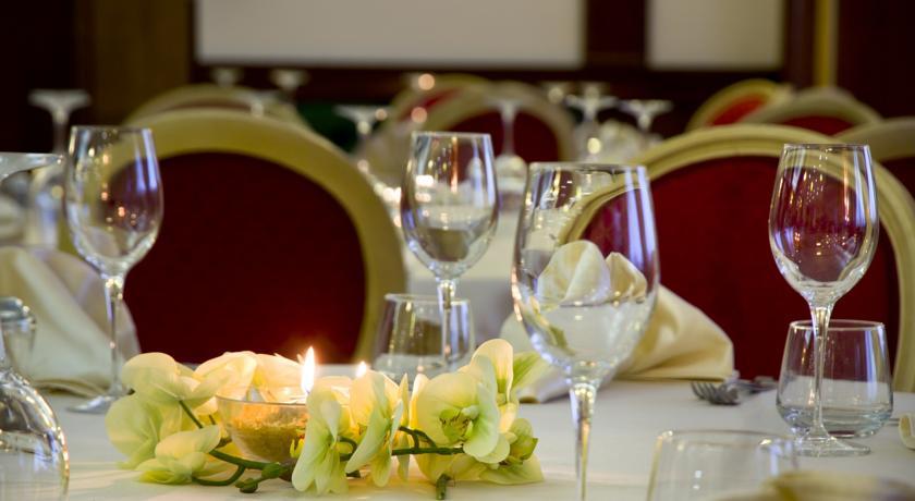 Cena a Lume di Candela Ristorante Chianciano