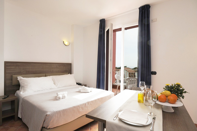 Camera in Hotel fronte Mare a Loano
