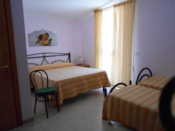 Stella del Gargano, camere quadruple, Wifi, Animali Ammessi
