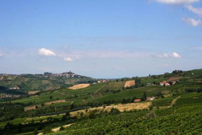 B&B in collina, vista panoramica Pavia