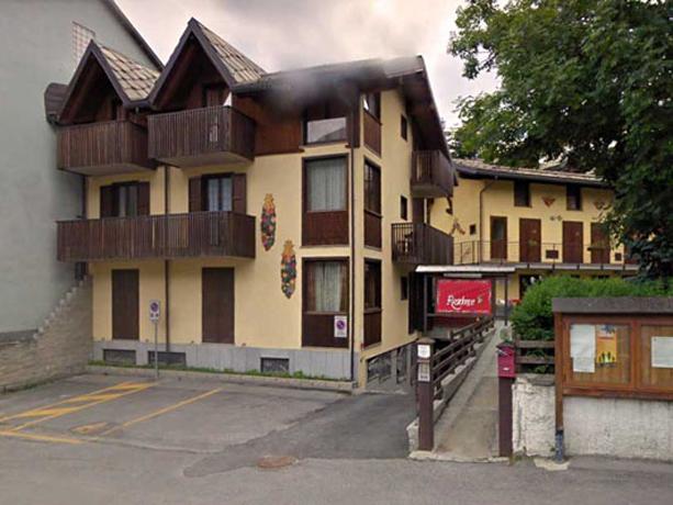 Appartamenti vicino al comprensorio Melezet