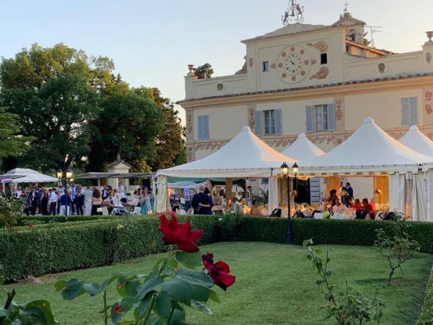 Location per cerimonie laurea cresima in Umbria