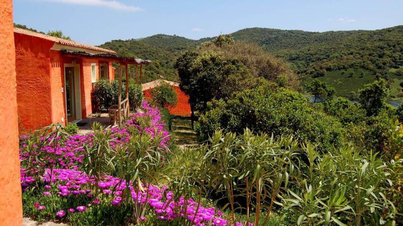 Appartamenti immersi nel verde della Sardegna