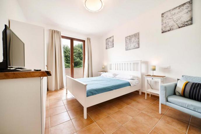 Appartamenti con divano letto in residence a Pellazzano