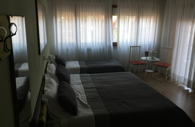 Camere Hotel confortevoli Aprilia centro