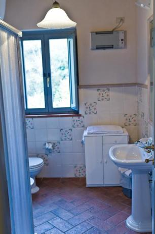 Bagno in camera privata Residence a Narni