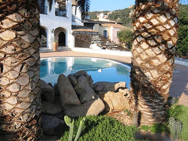 Residence ad Arzachena con appartamenti e piscina