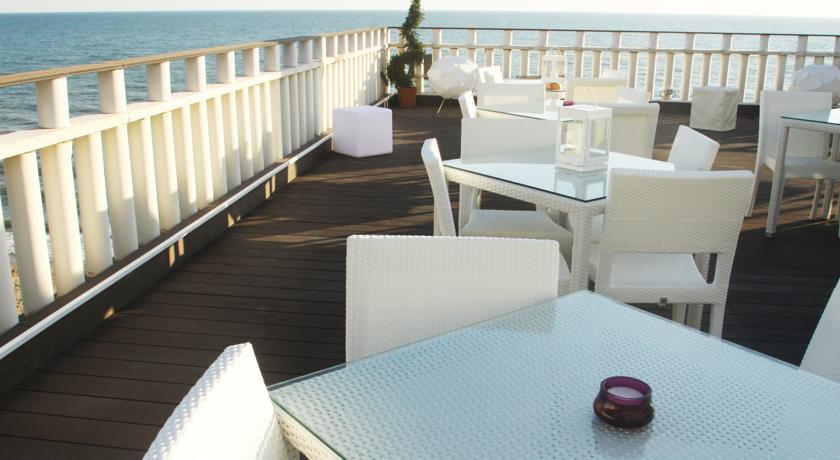 Hotel ad Anzio con Ristorante vista Mare