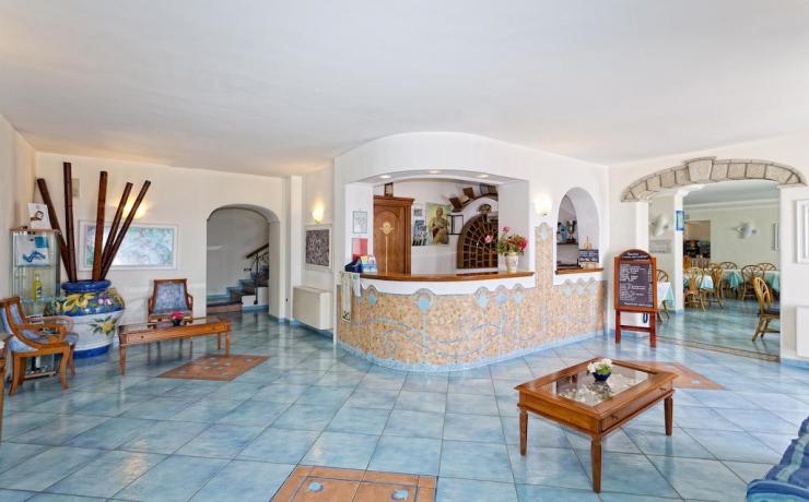 Relax in sala comune Hotel ad Ischia