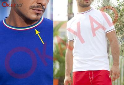 fabbrica produzione t-shirt polo magliette felpe